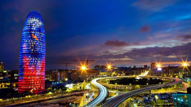 Fotografía de Barcelona.
