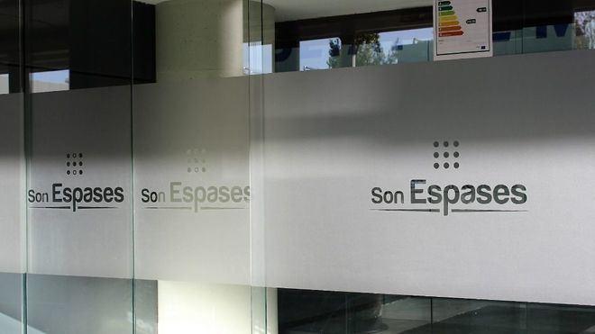 El pequeño fue trasladado a Son Espases.