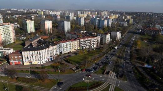3Sosnowiec, ciudad de Polonia.