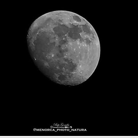 Imagen de la luna de Bep Gomila.