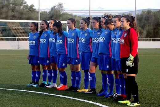 Formación del Sporting de Mahón (Foto: deportesmenorca.com)