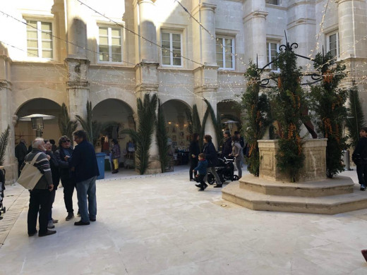 (Galería de fotos) Música, arte y gastronomía en el Museu de Menorca