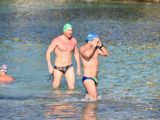 (Fotos) Fiesta de la natación en Ciutadella
