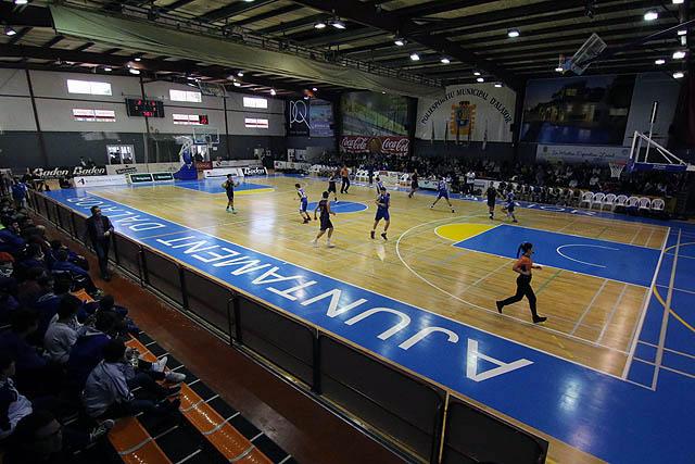 Polideportivo municipal d' Alaior.
