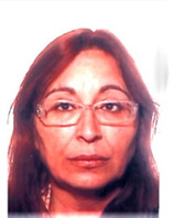 Fotografía de la desaparecida.