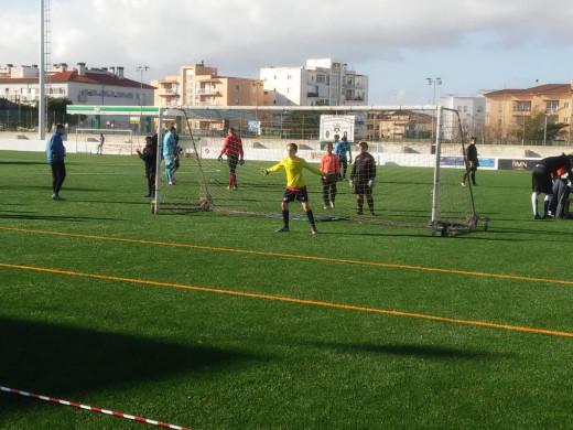 (Fotos) Ciutadella vive la III Batalla de Porteros Menorca