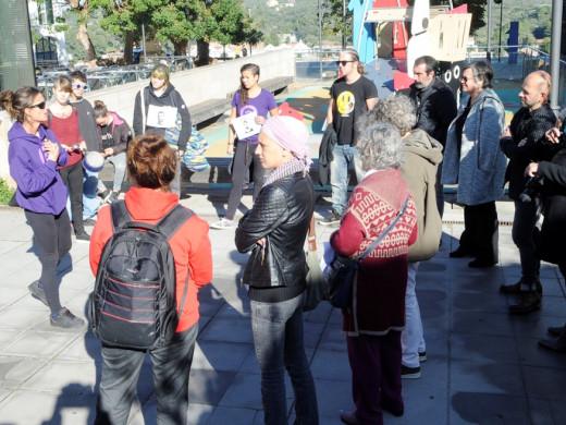 (Fotos) Protesta contra la sentencia de 'La Manada' en Maó