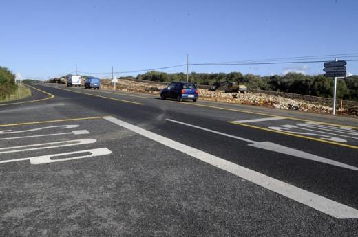 Mejorar la carretera general es una de las propuestas de Ciudadanos