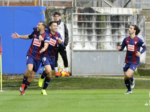 (Fotos) Otro gol de Sergi Enrich
