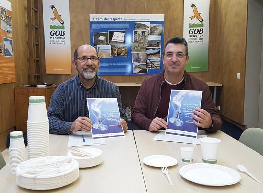 Imagen de la firma del acuerdo (Foto: GOB Menorca)