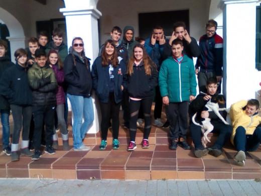 """(Fotos) 20 jóvenes disfrutan del """"Eco weekend"""" organizado por el Injove Menorca"""