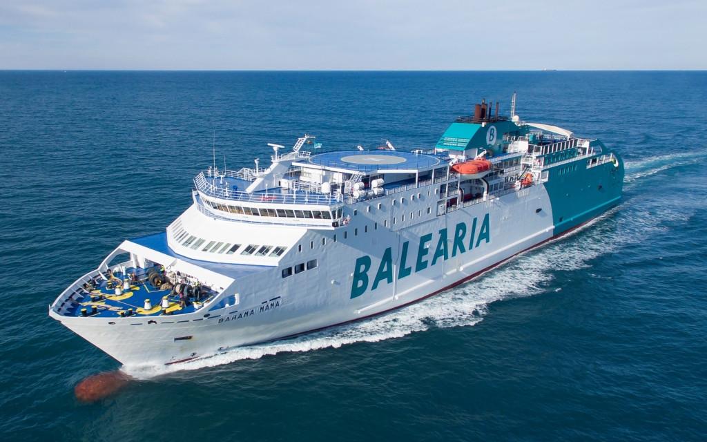 Buque de Baleària