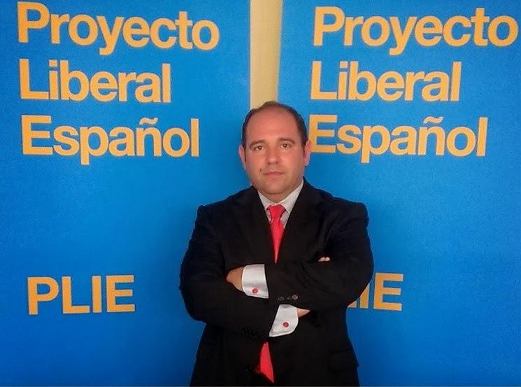 Francisco Fernández, presidente del PLIE.