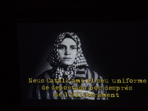 Sant Lluís recuerda el horror nazi