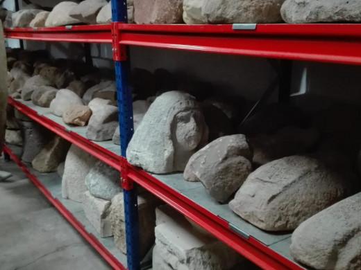(Fotos) El Museo de Menorca estrena nuevo almacén en Milà