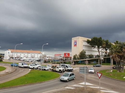 (Fotos) Las imágenes del temporal
