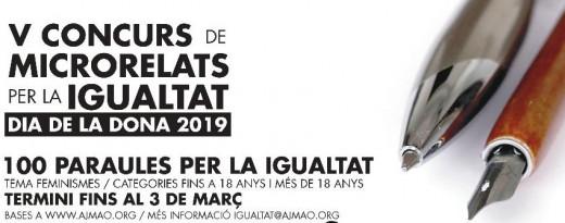 Para conmemorar el próximo 8 de marzo, Día de la Mujer