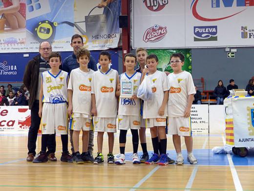 (Galería de fotos) Alaior vive el baloncesto