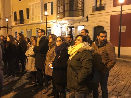 No al pacto PP-Ciudadanos-VOX