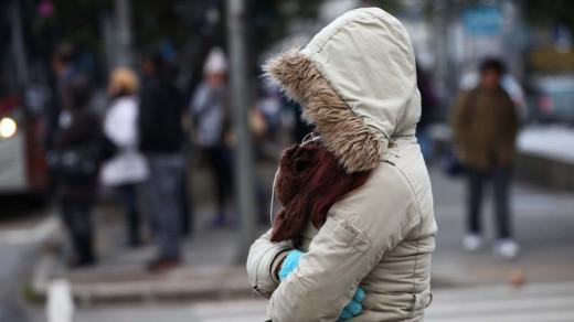 Las temperaturas descenderán durante la semana.