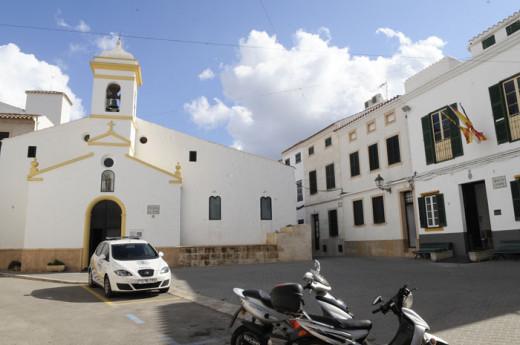 La bendición se llevará a cabo en la Plaza de la Iglesia