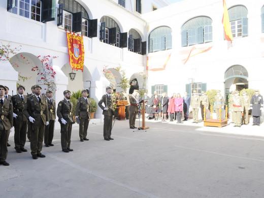 (Fotos y vídeo) Los militares celebran su Pascua