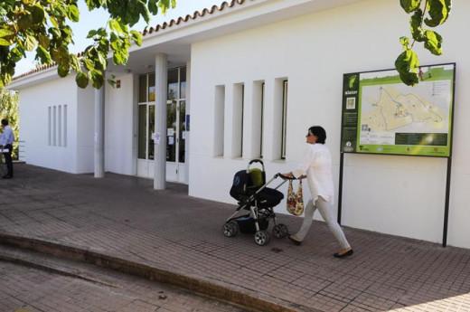 Actual centro de salud de Alaior