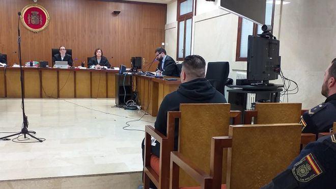 Imagen del juicio (Foto: mallorcadiario.com)