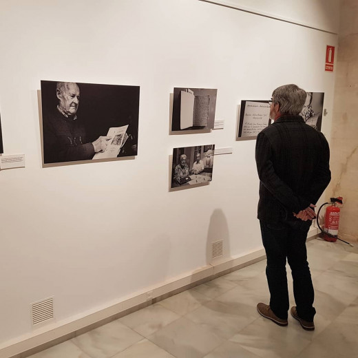 Se muestran fotografías del fotógrafo catalán Sergi Bernal