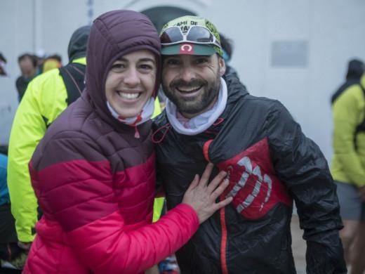 (Galería de fotos) Maria Pallicer y Damià Ramis iluminan la Trail dels Fars