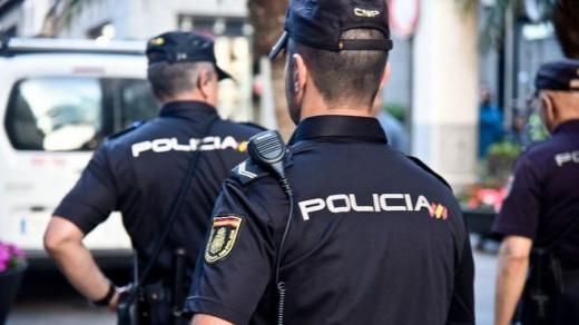 La Policía Nacional investiga la participación del detenido en otros delitos