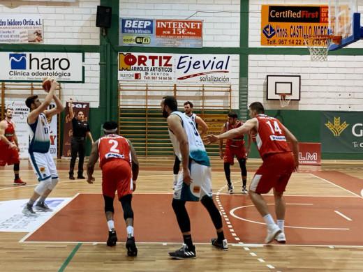 (Fotos) El Hestia Menorca se rearma en Villarrobledo