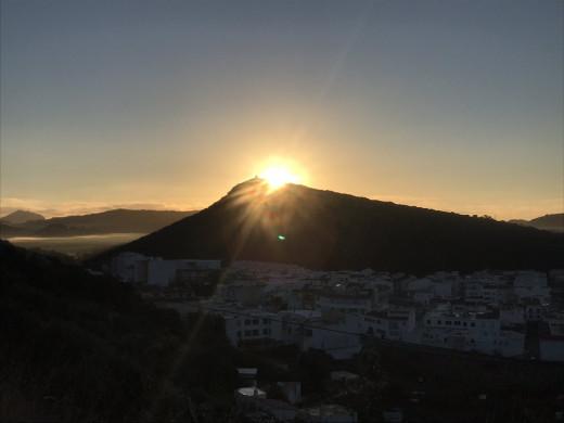 (Fotos) Menorca amanece helada y con temperaturas que han bajado hasta los 1ºC