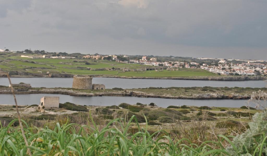 El puerto de Maó ha recuperado la normalidad después del temporal