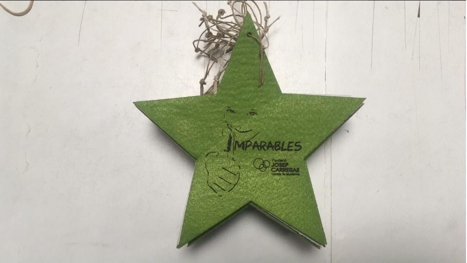 Estrellas contra la leucemia.