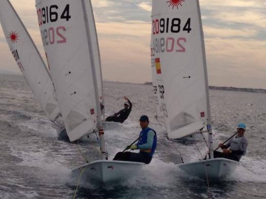 (Fotos) Pere y David Ponsetí, campeones en Alicante