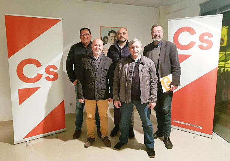 Grupo local de Ciudadanos en Sant Lluís
