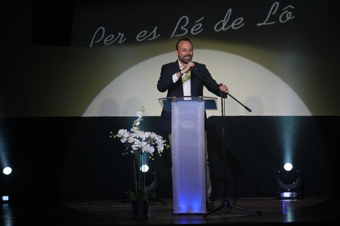 José Luis Benejam, candidato del PP a la alcaldía de Alaior