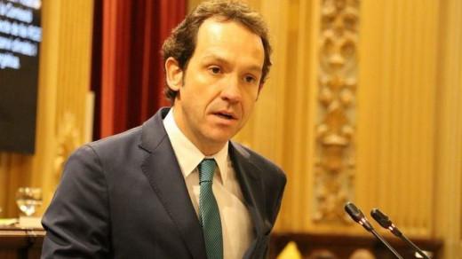 Marc Pons, actual Conseller balear de Territorio, Energía y Movilidad