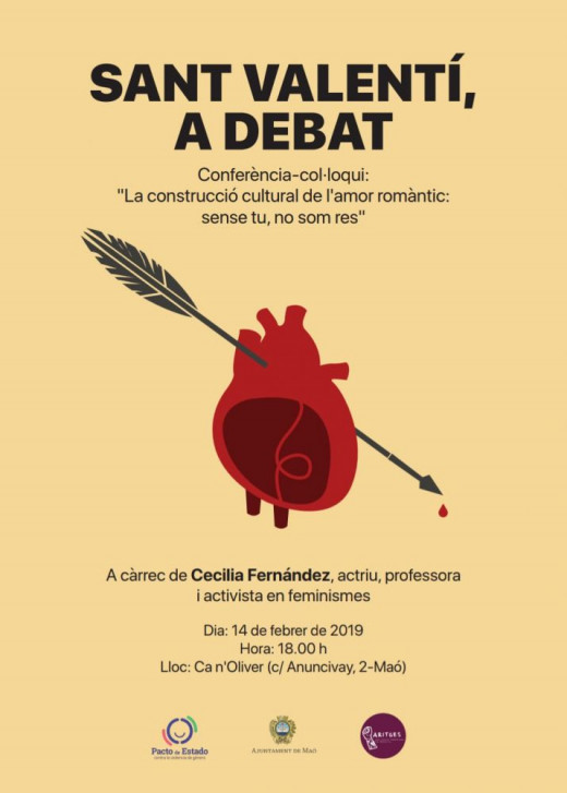 San Valentín a debate.