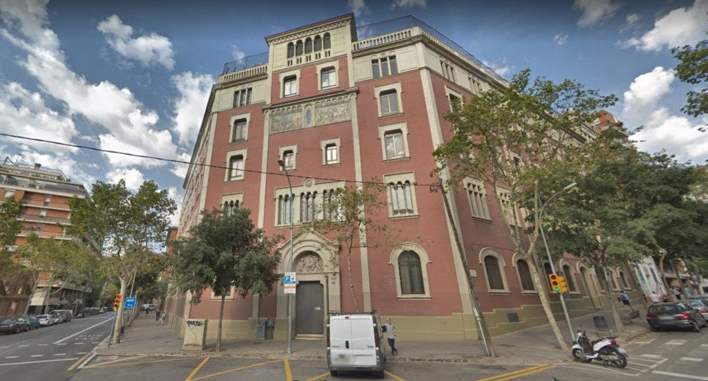 Colegio Claret.