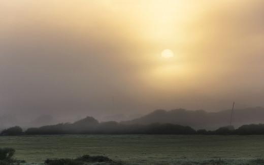 Niebla en Favàritx. FOTO.- Mikel Llambías