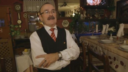 José Sexto, del restaurante Casa Sexto.