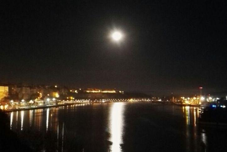 Superluna en Maó.