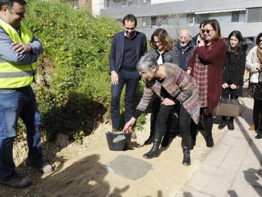 Ponen la primera piedra en dos promociones de VPO en Maó