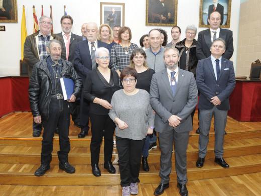 Es Castell celebra 437 años de la familia Sans/Sanz como vecinos