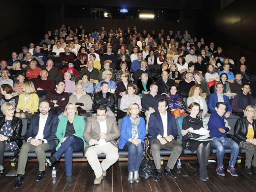 El PP presenta a sus candidatos en Ferreries