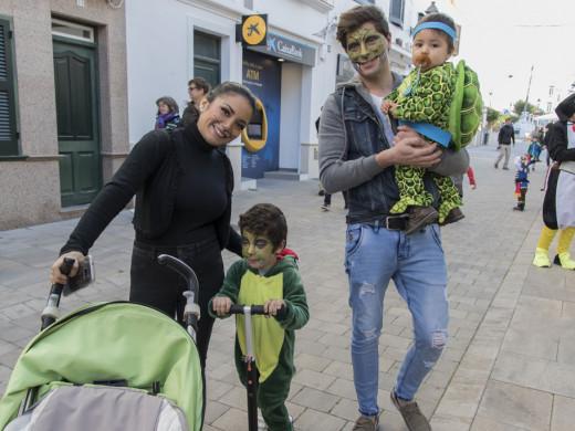 (Galería de fotos) El Carnaval de Es Mercadal, al detalle