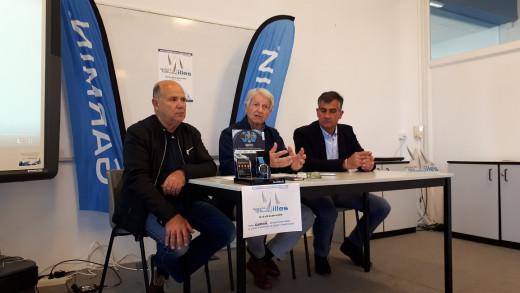 Imagen de la presentación de la prueba (Foto: CN Ciutadella)