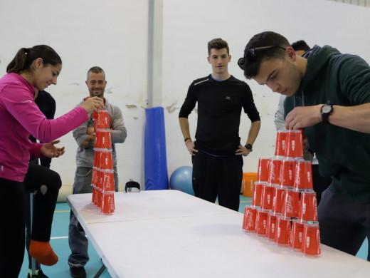 (Fotos) Haciendo piña para los IGA de Gibraltar